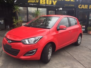 Hyundai i20 Rent to own