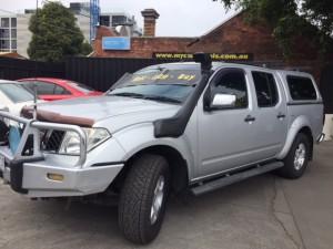 Nissan Navara Auto
