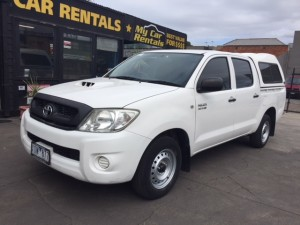 Toyota Hilux Manual