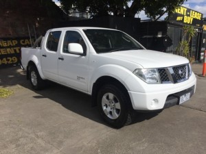 2014 Nissan Navara Turbo Diesel Manual